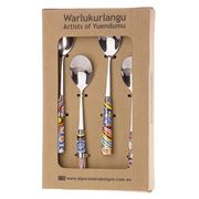 Alperstein - Judy Watson JU Teaspoon Set 4pce