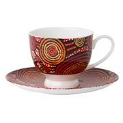 Alperstein - Teddy Gibson Teacup & Saucer