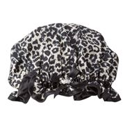StyleSetter - Leopard Black Shower Crown