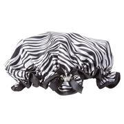 StyleSetter - Zebra Shower Crown