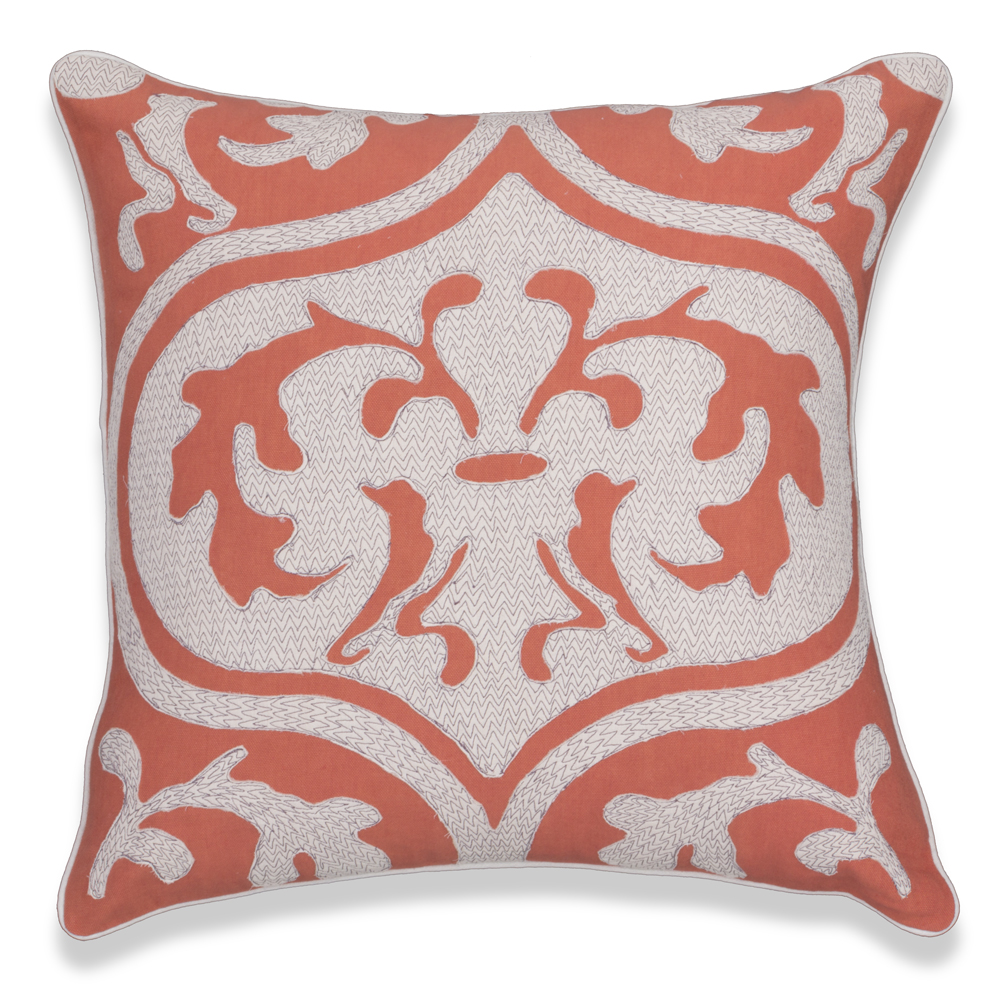 Maison moor rouge cushion peter 39 s of kensington for Au maison cushion