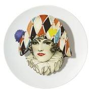 Christian Lacroix - LWYW Miss Harlequin Dessert Plate