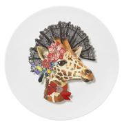 Christian Lacroix - LWYW Dona Jirafa Dessert Plate