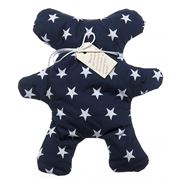 ART - Fragrant Teddy Navy Stars Heat Pack
