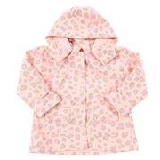 Britt - Pink Leopard Raincoat 4-5 Years