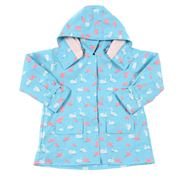 Britt - Blue Swan Raincoat 2-3 Years