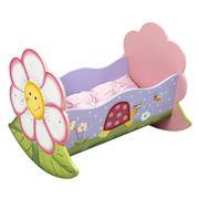 Fantasy Fields - Magic Garden Rocking Doll Bed