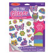 Melissa & Doug - Mess-Free Glitter Friendship Stickers Set