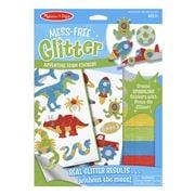 Melissa & Doug - Mess-Free Glitter Adventure Stickers Set