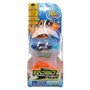 Zuru - Rechargeable Damselfish Blue Robo Fish