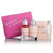 L'Occitane - Cherry Blossom Perfume & Go Set 5pce