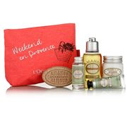 L'Occitane - Almond Indulge & Go Set 5pce