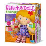Johnco - Stitch A Doll & Pet Puppy