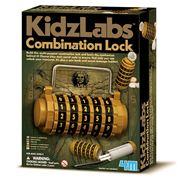 Kidz Labs - Combination Lock
