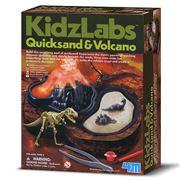 Kidz Labs - Quicksand & Volcano Kit
