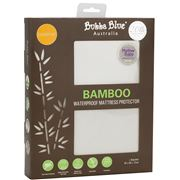 Bubba Blue - Bamboo Bassinet Mattress Protector