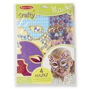 Melissa & Doug - Simply Crafty Marvelous Mask Set