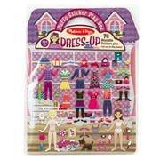 Melissa & Doug - Dress-Up Resusable Sticker Play Set