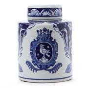 Avalon - Blue Wren Jar