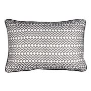 Linen & Moore - Haman Grey Sham Cushion Cover