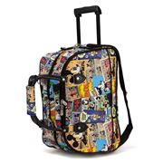 Disney - Comic Wheeled Duffle Bag