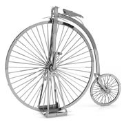 Metal Works - Penny Farthing Bicycle Model Kit
