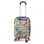 Disney - Comic Hard Shell Wheelaboard Spinner Case
