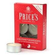 Price's Candles - Sentinel Tealight Pack 6pce