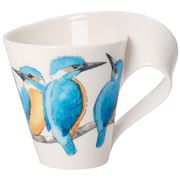 V&B - NewWave Animals of the World Kingfisher Mug 350ml