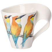 V&B - NewWave Caffe Animals of the World Bee Eater Mug 350ml