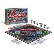 Games - Transformers Monopoly Retro Edition
