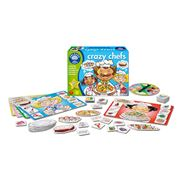 Orchard Toys - Crazy Chefs Game
