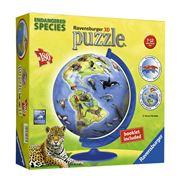 Ravensburger - Endangered Species Jigsaw Puzzleball 180pce