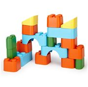 Green Toys - Block Set 18pce
