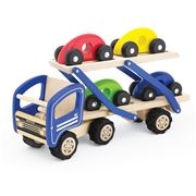 Pintoy - Car Transporter Set 5pce