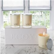 Ecoya - Mini Madison Jar Candle Gift Set 3pce