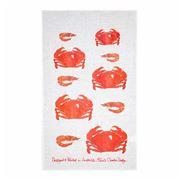 Susie Crooke - Crabs Tea Towel
