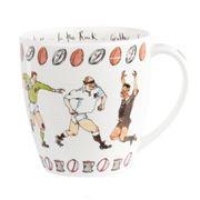 Hudson & Middleton - Madeleine Floyd Rugby Mug