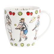 Hudson & Middleton - Madeleine Floyd Tennis Mug