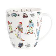 Hudson & Middleton - Madeleine Floyd Skiing Mug