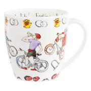 Hudson & Middleton - Madeleine Floyd Cycling Mug