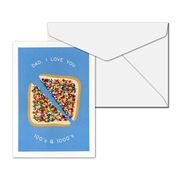 Candle Bark - I Love You, Dad 100's And 1000's Card
