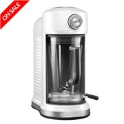 KitchenAid - Magnetic Drive Blender Frosted Pearl KSB5085