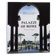Book - Palazzi Of Rome: Splendour And Pride
