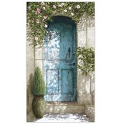 Day Collection - Blue Door Wall Hanging 75x135cm