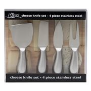 Pizzazz - Cheese Knife Set 4pce