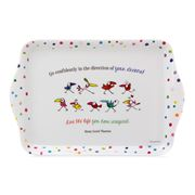 Ashdene - Twigseeds Go Confidently Scatter Tray