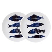 Ashdene - Adriatic Side Plate Set 2pce