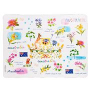 Ashdene - Australia Down Under Placemat