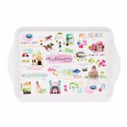 Ashdene - Australia Down Under Melbourne Scatter Tray